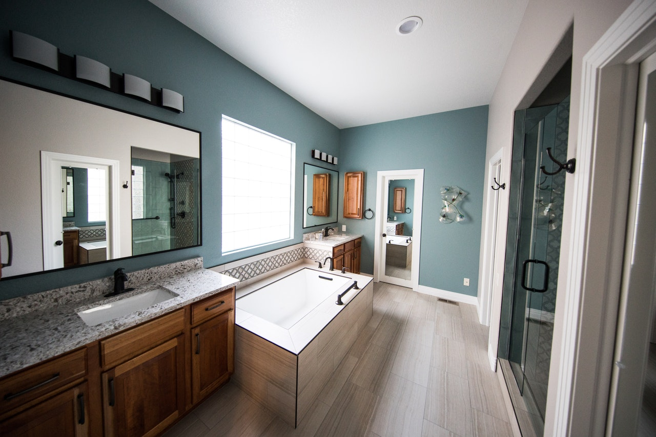 Single Sink Vs Double Sink Bathroom Vanities Which One To Choose Summit Cabinets